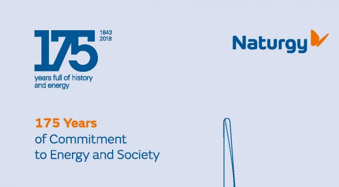 [BOOK 2018] «Naturgy, 175 Years of Commitment to Energy and Society  (1843-2018)»