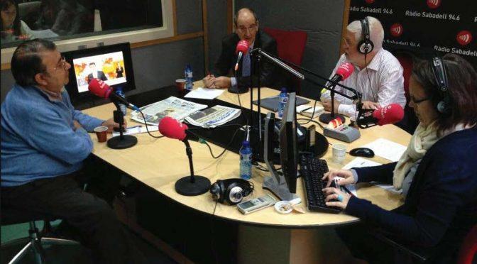 TERTÚLIA RADIO. Radio Sabadell. A Bona Hora (2013.04.05)