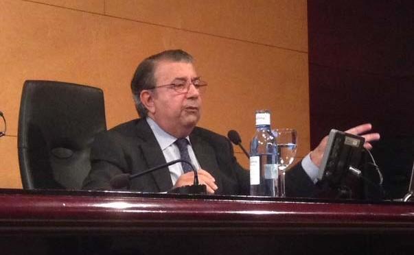 PONÈNCIA. Pere Duran Farell, industrial i polític