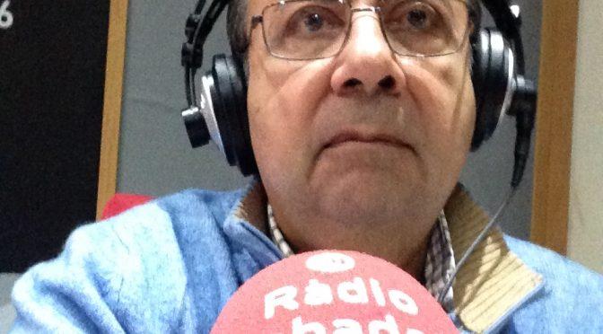 TERTÚLIA RADIO. Radio Sabadell. A Bona Hora (2014.11.21)