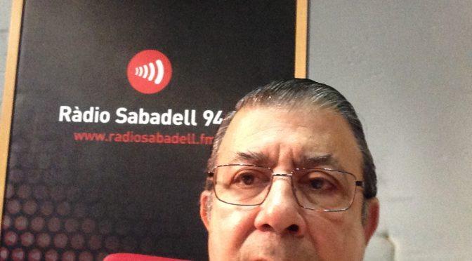 TERTÚLIA RADIO. Radio Sabadell. A Bona Hora (2015.05.15)