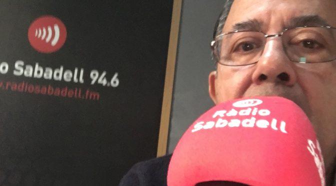TERTÚLIA RADIO. Radio Sabadell. A Bona Hora (2015.11.20)