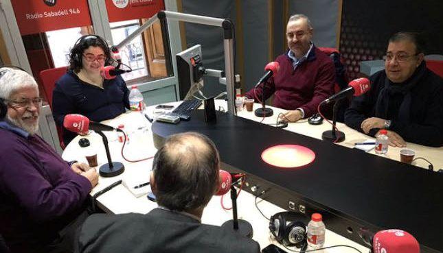 TERTÚLIA RADIO. Radio Sabadell. A Bona Hora (2016.02.05)