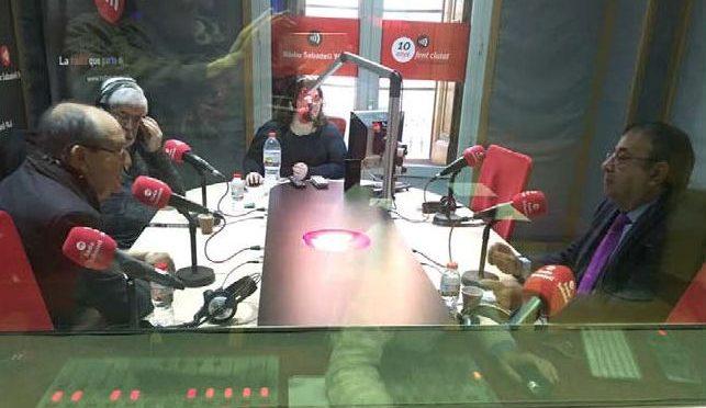 TERTÚLIA RADIO. Radio Sabadell. A Bona Hora (2016.02.19)