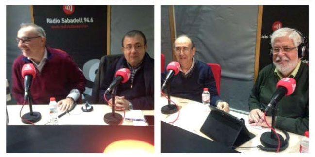 TERTÚLIA RADIO. Radio Sabadell. A Bona Hora (2016.02.26)