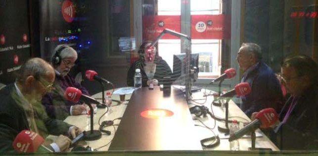 TERTÚLIA RADIO. Radio Sabadell. A Bona Hora (2016.03.11)