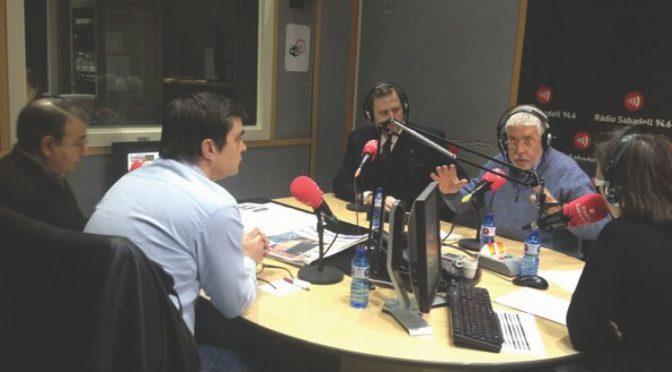 TERTÚLIA RADIO. Radio Sabadell. A Bona Hora (2013.02.15)