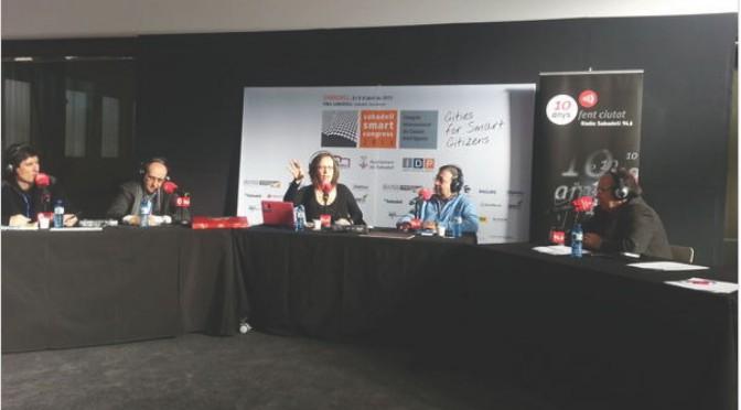 TERTÚLIA RADIO. Radio Sabadell. A Bona Hora (2013.04.09) Emissió Especial Smart Cities des de Fira Sabadell