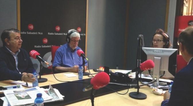 TERTÚLIA RADIO. Radio Sabadell. A Bona Hora (2013.06.21)