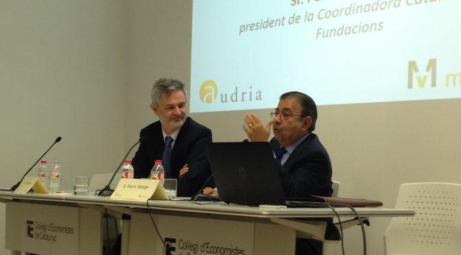 PONÈNCIA. Les fundacions del segle XXI, tendències i oportunitats