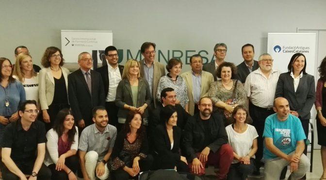 PONÊNCIA. Les fundacions i associacions com a eina de transformació social