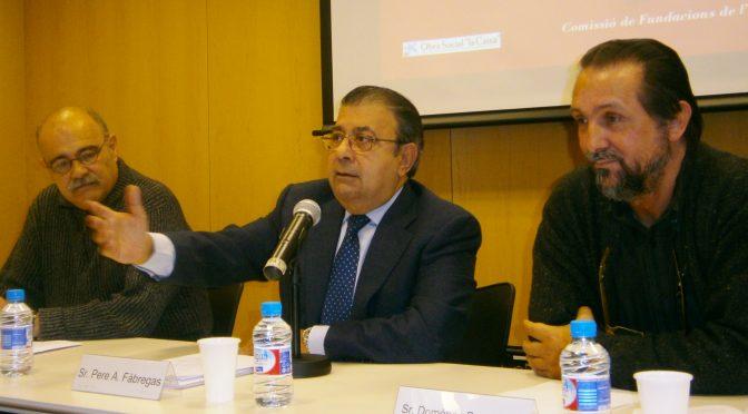 PARAULES. Jornada Reptes de futur de les fundacions de caire social [CCF]