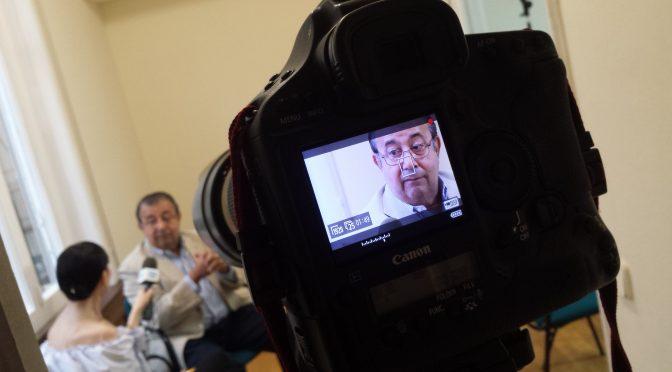 ENTREVISTA TELEVISIÓN. Entrevista Pere-A. Fàbregas, Presidente Coordinadora Catalana de Fundaciones