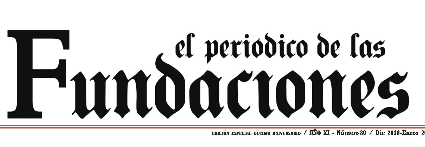 """ENTREVISTA PRENSA. Para Pere‐A. Fàbregas, presidente de la Coordinadora Catalana de Fundacions, """"las fundaciones gozan de buena salud en Cataluña"""""""