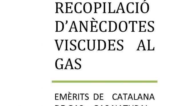 INVESTIGACIÓ. Recopilació d'anècdotes viscudes al gas