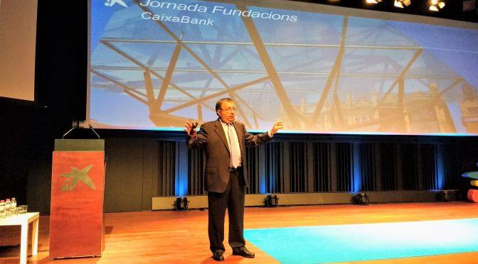 PONÈNCIA. Les fundacions  a Catalunya:  camins de futur