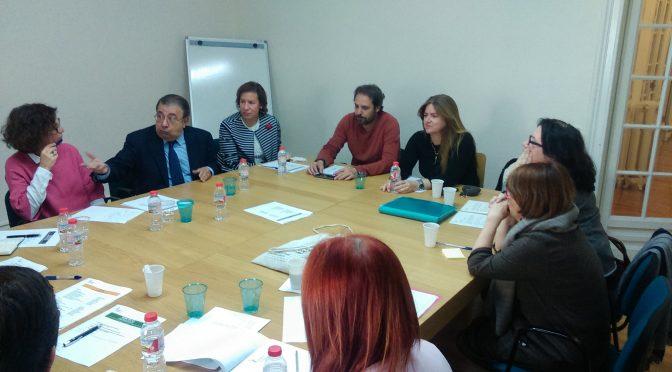 PARAULES. Reunió de la Comissió de l'Ambit Social [CCF]