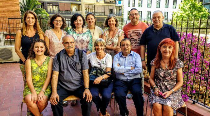 PARAULES. Reunió de la Comissió de l'Àmbit Social [CCF]
