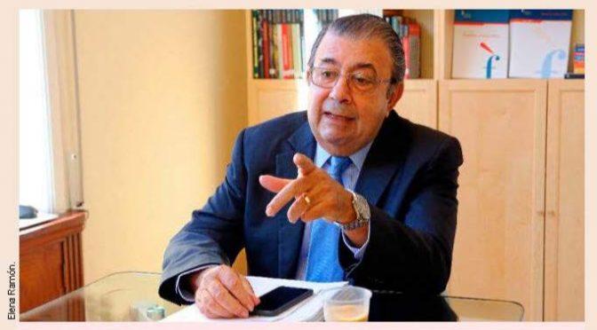 """ENTREVISTA PRENSA. Pere-A. Fàbregas, """"El estado del bienestar necesita fundaciones"""""""