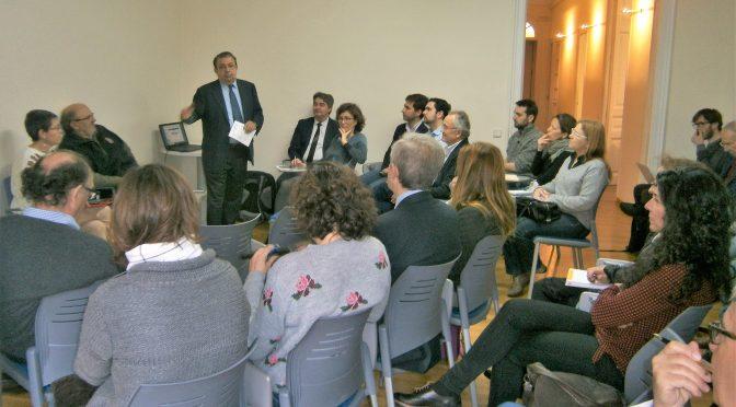 PARAULES. Cafè de la Recerca: Què han de saber les fundacions per comunicar la seva recerca de forma efectiva? [CCF]
