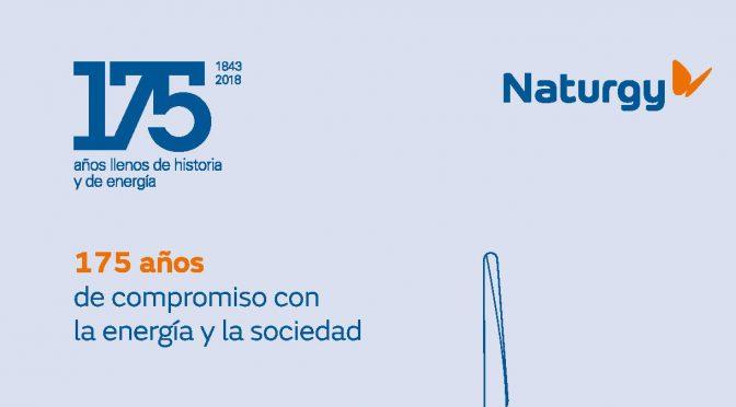 [LIBRO 2018] «Naturgy, 175 años de compromiso con la energía y la sociedad (1843-2018)»